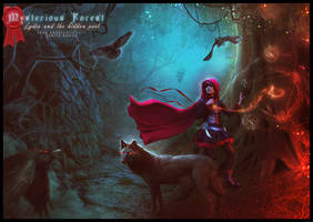 Mysterious Forest : Lydia and the hidden past by saritaangel07