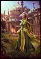 Fairy of Nature by saritaangel07