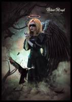 BLIND ANGEL by saritaangel07