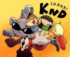 Codename Kids Next Door by kappateki