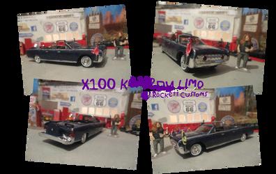 X100 Kennedy Limo by VonDude