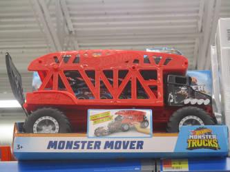 Hot Wheels Monster Mover by VonDude