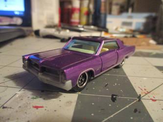 MBX '64  Pontiac Grand Prix by VonDude