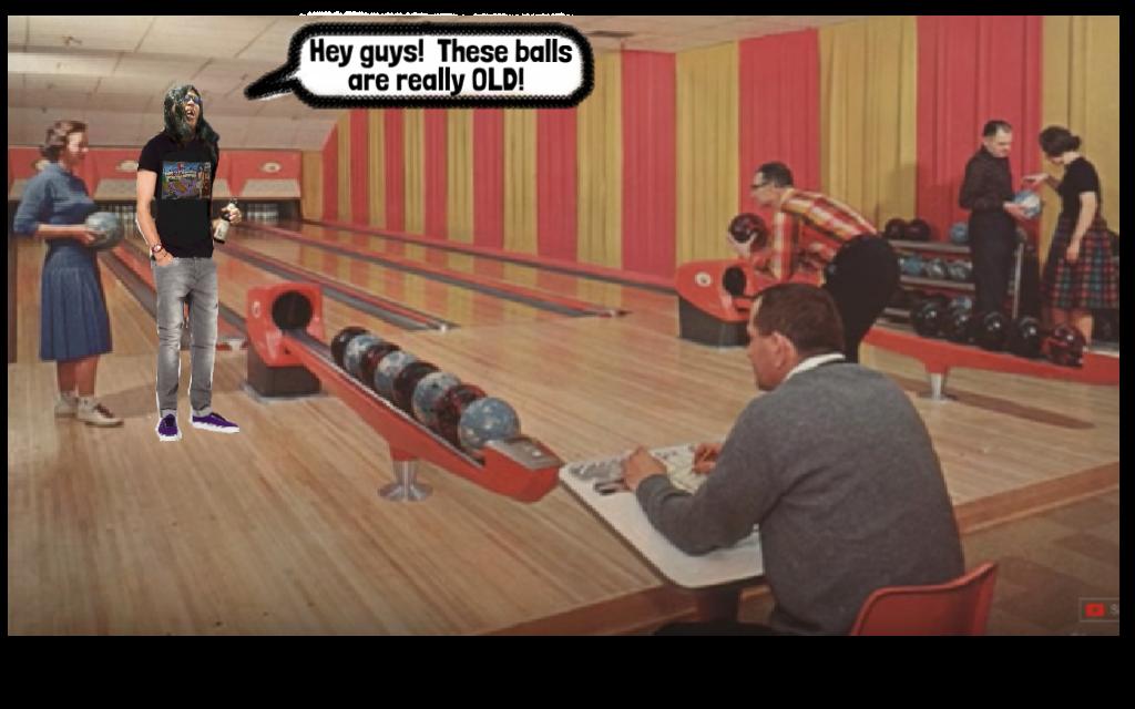 The Funplex needs new balls by VonDude