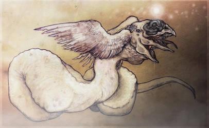 angel by MechanicPigeon