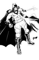 Batman - Thomas Wayne by Vvendetta77