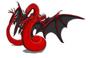 Count Kitri: Lord of Darkness by GodzillaKiryu91