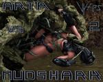 Arta Vs MudShark 2 by Vyxes