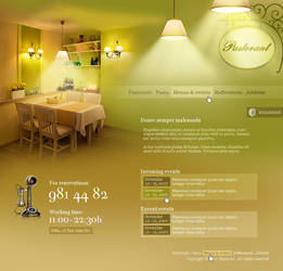 Pastorant Restaurant by kpucu