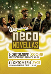 Neco Novellas by kpucu
