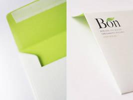 bon envelope by kpucu