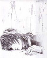 Sketch.Ryutarou by xilverkit