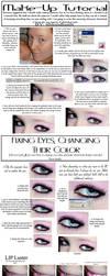 Makeup Tutorial by ttbloodlusttt