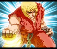 Ken Masters 2 by Daniel-GS