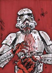 Death Trooper by shinlyle
