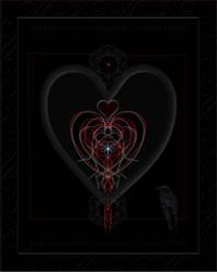 Dark Heart by RandyAinsworth