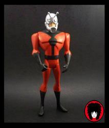 Antman JLU Custom by EnzoSixx