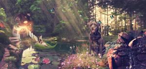 fairy world by Kydnt
