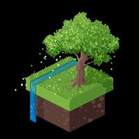 Pixel Cube by strawberry-soda-pop