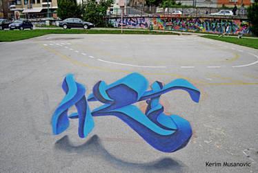 ''ART'' Sarajevo, 2014 by Kerim-Musanovic