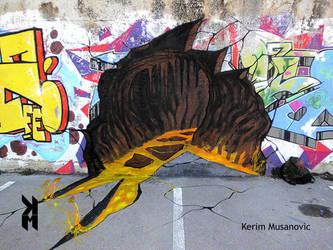 ''Lava Cave'' Sarajevo, 2013 by Kerim-Musanovic