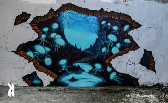 ''Underwater World'' Sarajevo, 2013 by Kerim-Musanovic