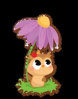 Garden Owl - revisited by MajaDalgaard
