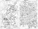 Endless Incident - Battle Splash Pgs 3 by xaqBazit