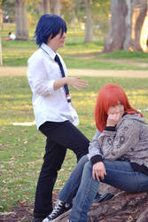 Tokiya and Haruka by TheBlestSlumbergold