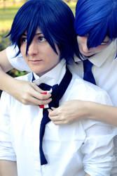 Tokiya and Masato by TheBlestSlumbergold