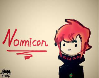 Nomicon by IloveWKever