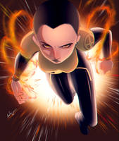 negasonic teenage warhead by LamboWong