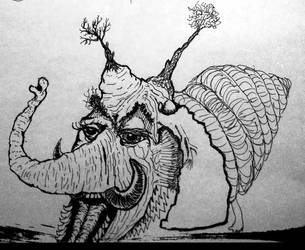 Ganesha2 by ll-ll-ll