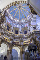 Granada Cathedral by toteZitrone