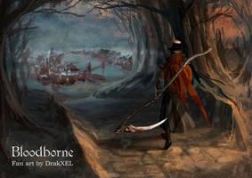 Bloodborne by DrakXEL