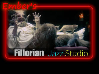 Ember's Fillorian Jazz Studio by nobodys-shade