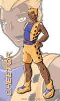 OV Cheetor by WaywardInsecticon