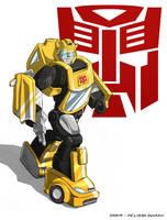 Bumblebee, Classics-style by WaywardInsecticon