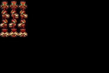 Clipper Sprite Set by WaywardInsecticon