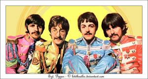 Beatles - Vector by letitbeatles