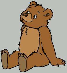 Little Bear by Cerasine