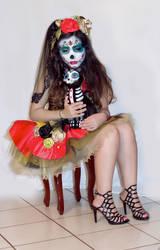 Catrina Mexicana Stock by Rafaxx