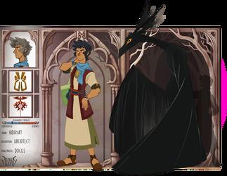 SybalHeim: Hidayat [Ch 2 Edition] by ShamelessMagic