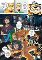 Moonlit Brew: Chapter 4 Page 25 by midnightclubx