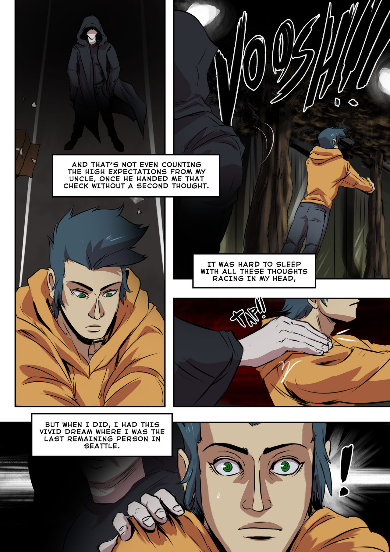 Moonlit Brew: Chapter 5 Page 2