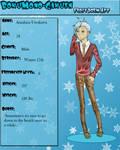 Bokumono Gakuen App: Amahisa by Chocolemonberrysbro