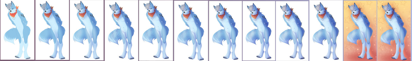 Step-By-Step Preview by Yutaila