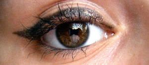behind these hazel eyes .. by whisperVeronika