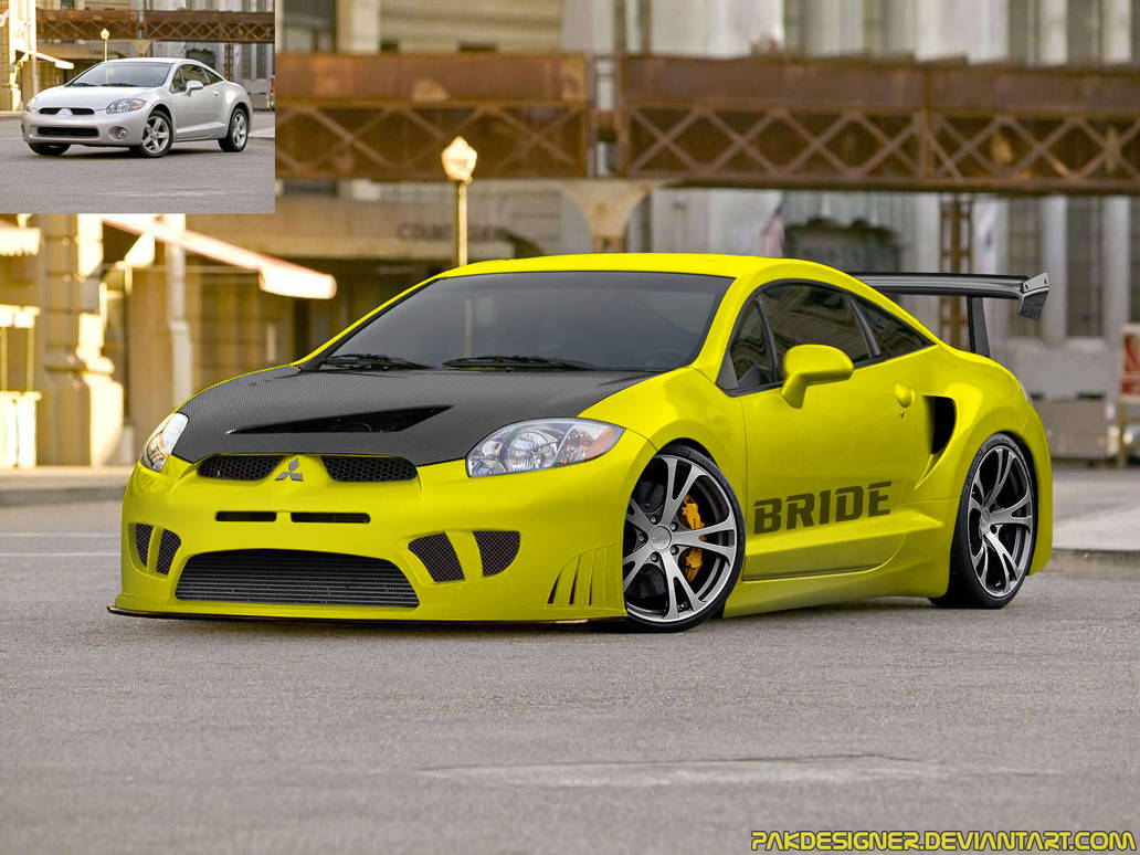 Mitsubishi Eclipse Modified By Pakdesigner On Deviantart