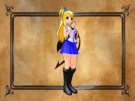 LUCY - FAIRY TAIL by furantou